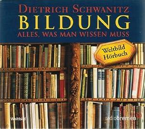 Bildung - Alles,was man wissen muss - Audiobook/9 CDs ...