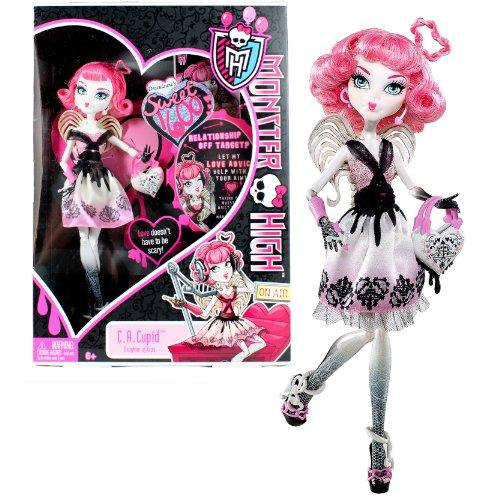 mattel x  monsterhigh sweet  cupid