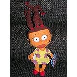"Rugrats 12"" Plush Susie Doll By Nanco"
