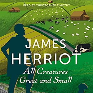 All Creatures Great Small by Herriot, First Edition