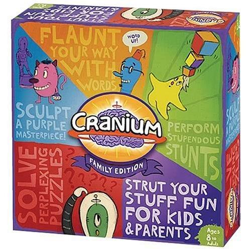 Cranium Family Edition:   Cranium Family Edition, Christmas