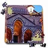 Danita Delimont - Churches - Duomo di San Andreas Church, Amalfi, Italy - EU16 BJN0030 - Brian Jannsen - 10x10 Inch Puzzle (pzl_137529_2)