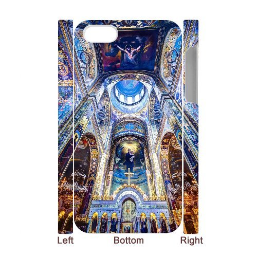3D Kweet St. Volodymyr¡¯s Cathedral, Kiev Gain MASSIVE Pinterest Followers CHECK out my GIG IPhone 4/4s Cases, {White}