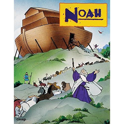 Bible Big Books: Noah Group Publishing