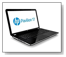 HP Pavilion 17-e040us Review