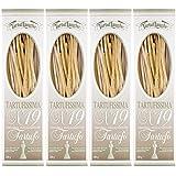 TartufLanghe - Tartufissima No. 19 Tagliatelle Truffle Pasta - Italian Dried Pasta With Truffle 8.81oz (250g)...