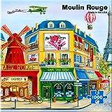 Re-marks Moulin Rouge 1000 Piece Puzzle