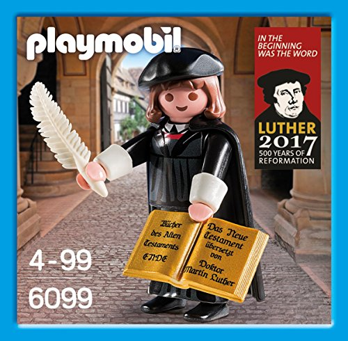 Playmobil 6099 - Martin Luther - Special Edition - 500 Years of Reformation