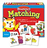 Richard Scarry Matching Game