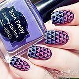 15ml Born Pretty Nail Art Stamping Polish Purple Nail Polish 8# # 22327