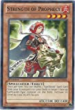 Yu-Gi-Oh! - Strength of Prophecy (REDU-EN018) - Return of the Duelist - 1st Edition - Common