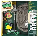 Backyard Safari Rock Excavator Kit with Pop-Up Field Guide