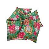 Rajrang Indian Sofa Décor Cushion Cover Room Decorative 18 By 18 Inches Set 5 Pcs