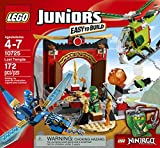 LEGO Juniors Lost Temple 10725