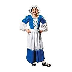 Girls Fancy Dress Girls Tudor Costume