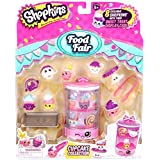 Shopkins S3 Food Fair Themed Packs Cupcake Collection