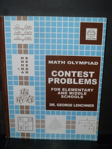 Math olympiad contest problems for middle schools pdf viewer