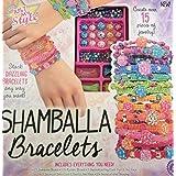 Just My Style Shamballa Bracelets Art And Craft,  Multi Color