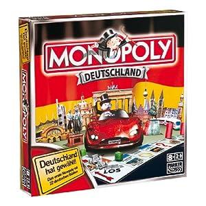 Bock auf Monopoly?! Monopoly Deutschland für nur 25,47 € inkl. VSK!
