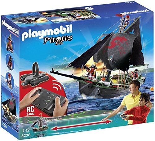 PLAYMOBIL Pirates Ship with RC Underwater Motor JungleDealsBlog.com