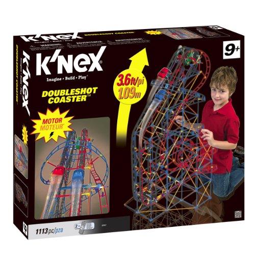 K'NEX DoubleShot Roller Coaster