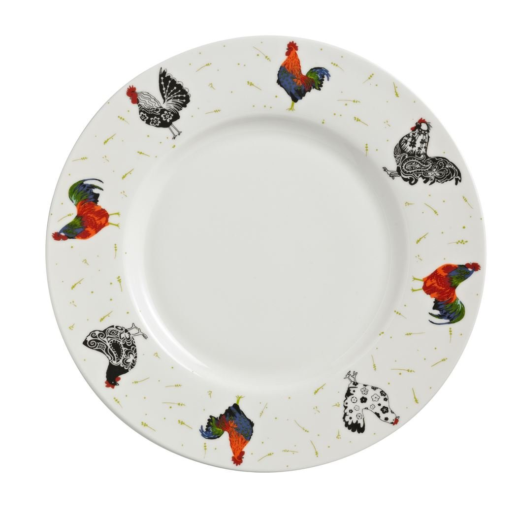 Ulster Weavers Rooster Bone China