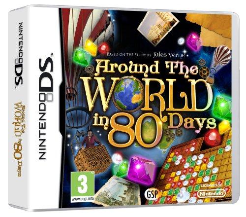 Around the World In 80 Days (Nintendo DS)