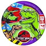 Jurassic Park 'Lost World' Large Paper Plates (8ct)