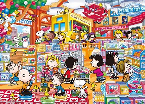 500-piece jigsaw puzzle peanut toy shop (38x53cm)