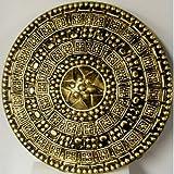 Roman Shield Gold