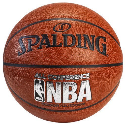 """Spalding NBA All Conference Basketball - Official Size 7 (29.5"""")"""