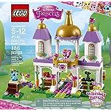 Disney Princess Lego 186 Pcs Palace Pets Royal Castle Brick Box Building Toys