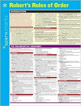 Standard code of parliamentary procedure