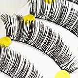 10 Pairs/set Natural Thick False Eyelash Crisscross Handmade False Eyelash Set-#031 # 24921