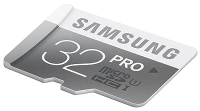 Samsung Pro MB-MG32D/EU - Tarjeta de memoria Micro SDHC de 32 GB