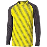 Bright Yellow/Carbon, X-Large : Holloway Condition Training Top