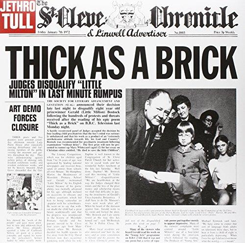Jethro Tull CD Covers