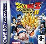 Dragon Ball Z: The Legacy of Goku II (GBA) by Atari