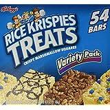 Kellogg's Rice Krispies Treats - Variety Pack - 54 Ct