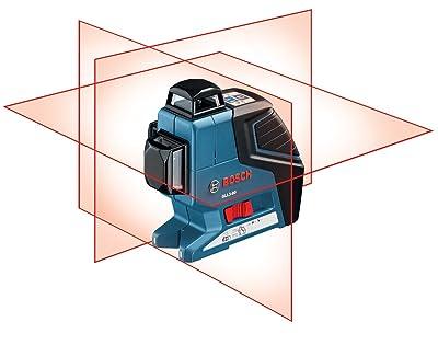 Bosch GLL3-80 Test Lasermessgerät