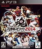 プロ野球スピリッツ2014(早期購入特典:伝説のOB選手データ シリアルコード&伝説のOB選手データ シリアルコード<追加でもう1名>付き)