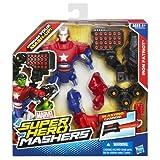 Marvel Super Hero Mashers Iron Patriot Figure 6 Inches