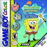 SpongeBob SquarePants: Legend of the Lost Spatula (GBC)