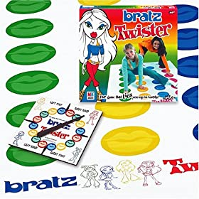 Click to buy Twister Bratz edition from Amazon!