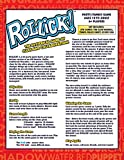 Rollick!  The Hysterical Team Charades Party Game