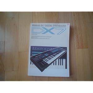 Yamaha Dx7 Digital Synthesizer e-book by valerianbsq on DeviantArt