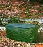 Gartenmöbel Abdeckplane/ Schutzhülle für Tisch und Stühle/ Gartenmöbelabdeckung