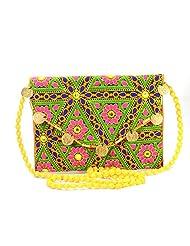 Arisha Kreation Co Women Hand Bag (Multi-Color)