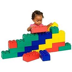 Kids Adventure 24pc Beginner Jumbo Block Set