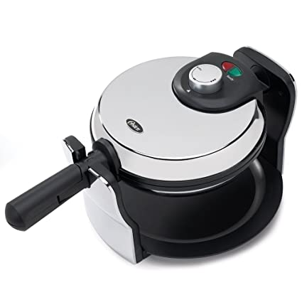 Waffle Maker with adjustable temperature control
